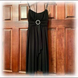 Ruby Rox Black Homecoming Dress